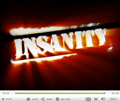 Insanity Challenge Pack