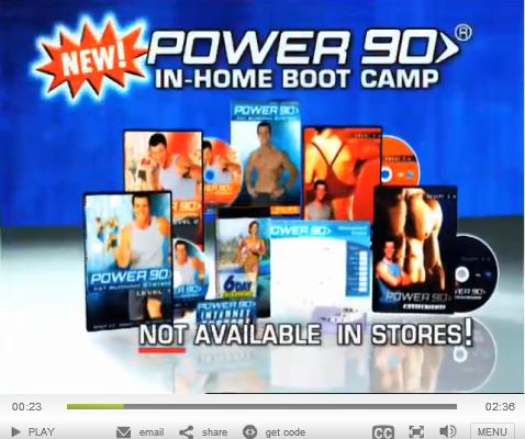 Power 90 Challenge Pack