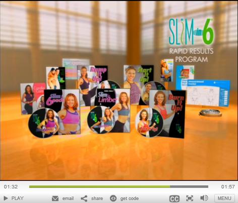 Slim in 6 Challenge Pack