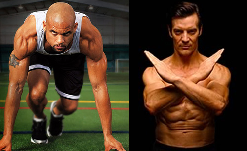 Insanity vs P90X