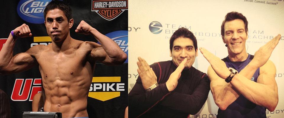 Tony Horton MMA